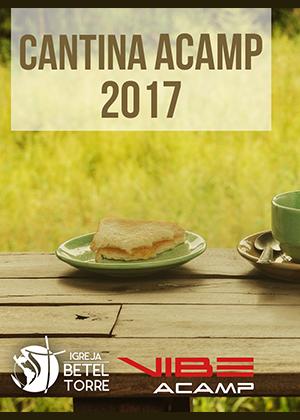 Anúncio Cantina